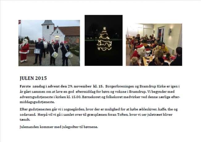 Julen 2015