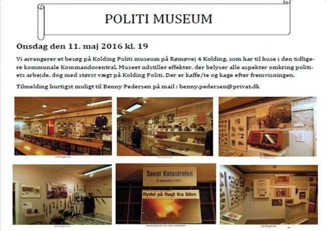 Politi museum